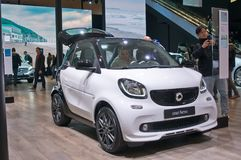 Smart Fortwo Stock Photography