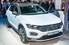 Volkswagen T-Roc Royalty Free Stock Photo