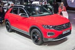 Volkswagen T-Roc Stock Image