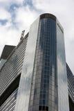 frankfurt skyskrapa Royaltyfria Bilder