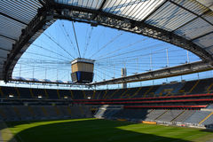 Frankfurt soccer stadium - Commerzbank Arena Stock Photo