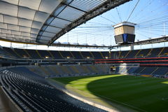 Frankfurt soccer stadium - Commerzbank Arena Royalty Free Stock Photography