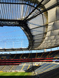 Frankfurt soccer stadium - Commerzbank Arena Royalty Free Stock Photo