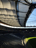 Frankfurt soccer stadium - Commerzbank Arena Royalty Free Stock Image