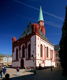 Frankfurt St. Nicolaus Church Royalty Free Stock Photography