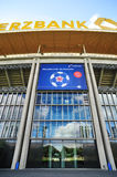 Football stadium entrance Stock Photos