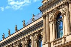 Frankfurt Stock Exchange Stock Images