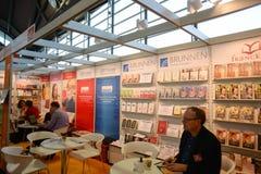Frankfurt targi książki zdjęcie royalty free