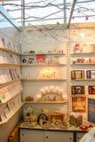 Frankfurt targi książki zdjęcia stock