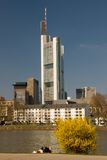 Frankfurt Tower Stock Photos
