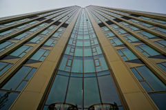 Frankfurt Tower Stock Photo