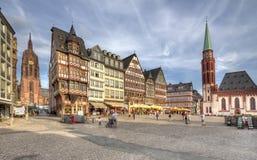 Frankfurt Town Square Royalty Free Stock Photo
