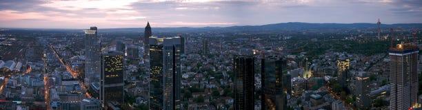 Frankfurt West to North Stock Image