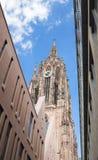 Frankfurter Dom Cathedral Royalty Free Stock Photos