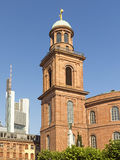 Frankfurter Paulskirche Stock Photos