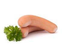 Frankfurter sausage Stock Images