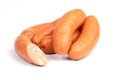Frankfurter sausages Stock Photography