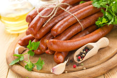 Frankfurters Royalty Free Stock Photography
