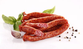 Frankfurters Stock Photography