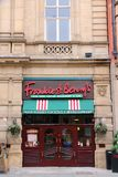 Frankie & Benny's restaurant Royalty Free Stock Photography