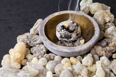 Frankincense Royalty Free Stock Images