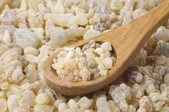 Frankincense background Stock Photos