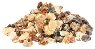 Frankincense dhoop, naturalny aromatyczny żywica obrazy stock