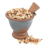 Frankincense and Myrrh Stock Images