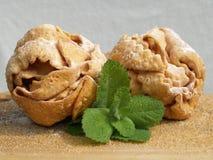 Frankish pastries - Snowball Royalty Free Stock Image