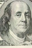 Franklin closeup portrait Stock Photography