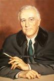 Franklin D. Roosevelt Fotografia de Stock