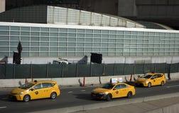 Franklin D. Roosevelt East River Drive in Manhattan Stock Images