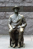 Franklin Delano Roosevelt FDR Memorial Stock Images