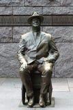 Franklin Delano Roosevelt FDR minnesmärke Arkivbilder