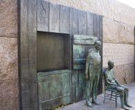 Franklin Delano Roosevelt Memorial stockbilder