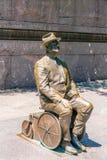Franklin Delano Roosevelt Memorial Washington Royaltyfri Foto