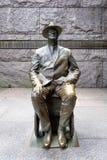 The Franklin Delano Roosevelt Memorial in Washington D.C. Royalty Free Stock Image