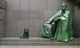 Franklin- Delano Rooseveltdenkmal Stockfoto