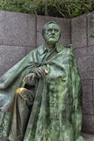 Franklin- Delano Rooseveltdenkmal in Washington D Stockfoto