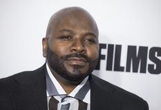 Franklin Eugene Arrives am 17. Tribeca-Film-Festival stockfotografie