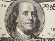 Franklin gridante Immagini Stock
