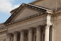 Franklin Institute in Filadelfia Fotografia Stock Libera da Diritti