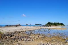 Franklin Island Royalty-vrije Stock Afbeeldingen