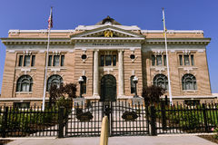Franklin okręgu administracyjnego gmach sądu w Pasco, Waszyngton Zdjęcia Stock