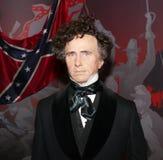 Franklin Pierce president royaltyfri bild
