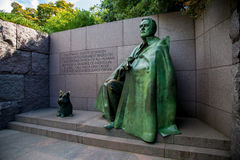 Franklin Roosevelt photographie stock