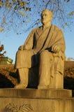 Franklin Roosevelt posąg d Fotografia Royalty Free
