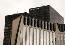Franklin tower Stock Image