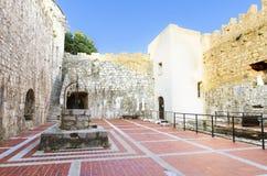 Frankopan Castle, Krk, Croatia Stock Photography