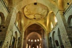 Frankreich, Abteikirche von Souillac im Los Stockfotos